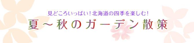 紫竹ガーデンの四季