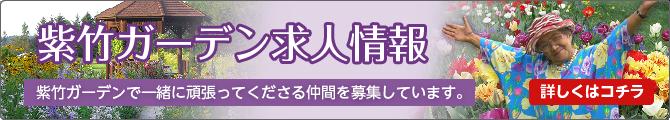 紫竹ガーデン求人情報